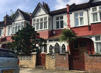 Thumbnail 3 bed terraced house for sale in Biddestone Road, London