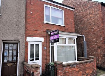 Thumbnail 2 bed terraced house for sale in Henry Street, Grimsby