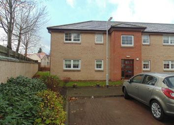 Thumbnail 2 bed flat for sale in Kildare Place, Newmains, Wishaw