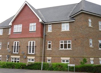 Thumbnail 2 bed flat to rent in Gravelly Field, Singlton Ashford Kent