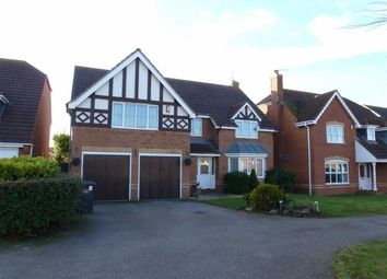 Thumbnail 5 bedroom detached house to rent in Romeo Arbour, Heathcote, Warwick