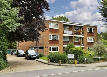 Thumbnail 1 bed flat for sale in Clovelly Court, Epsom, Surrey