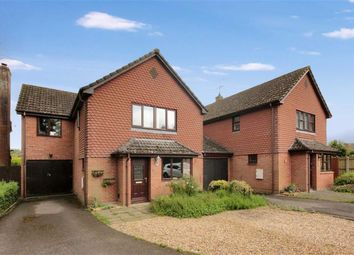 Thumbnail 4 bed detached house for sale in Pitchens End, Broad Hinton, Swindon