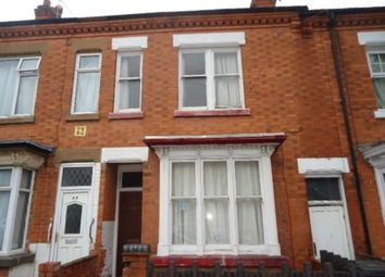 Thumbnail 3 bed terraced house to rent in Barclay Street, Leicester