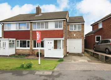Thumbnail 4 bed semi-detached house for sale in Oak Lodge Road, High Green, Sheffield, South Yorkshire