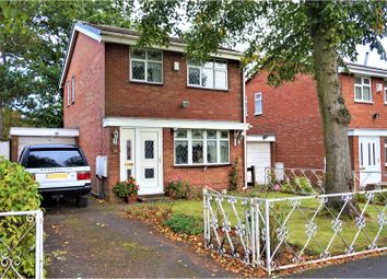 Thumbnail 3 bed detached house for sale in Old Fallings Lane, Wolverhampton