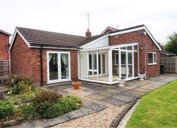 Thumbnail 4 bed detached bungalow for sale in Cowhey Close, Chester