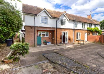 Thumbnail 3 bed semi-detached house for sale in Railway Cottages, Thames Avenue, Pangbourne, Reading