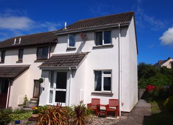 Thumbnail 3 bed end terrace house for sale in Dyers Close, Braunton