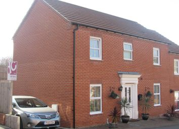 Thumbnail 3 bed semi-detached house for sale in Talmead Road, Herne Bay