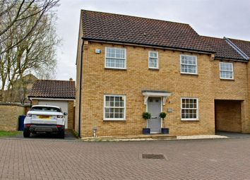 Thumbnail 4 bedroom link-detached house for sale in Spar Close, Lower Cambourne, Cambourne, Cambridge