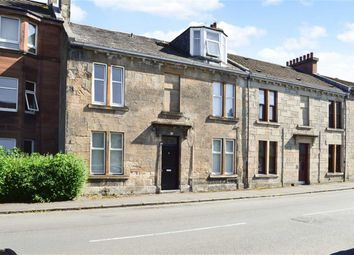 Thumbnail 1 bed flat for sale in Campbell Street, Braehead, Renfrew