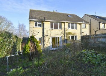 Thumbnail 3 bed semi-detached house for sale in Wayside, Summerfield Road, Bath
