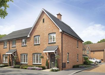 Thumbnail 3 bed end terrace house for sale in Coalport Road, Broseley, Shropshire.