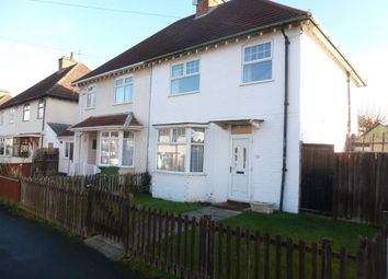 Thumbnail 3 bed semi-detached house to rent in Parkland Drive, Oadby, Leicester