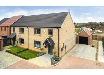 Thumbnail 3 bed end terrace house for sale in Valley View, Retford