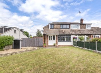 3 bed semi-detached house for sale in Melrose Gardens, Arborfield Cross, Reading RG2