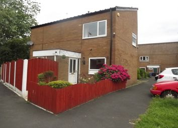 Thumbnail 2 bedroom end terrace house to rent in Southdown Close, Heaton Norris, Stockport