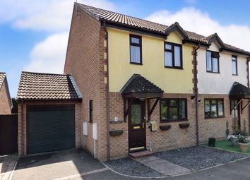 Thumbnail 3 bed semi-detached house for sale in Trinity Way, Littlehampton