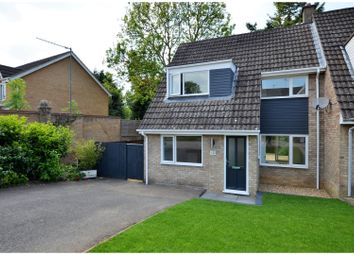 Thumbnail 3 bed end terrace house for sale in The Slade, Silverstone, Towcester