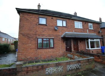 Thumbnail 3 bed semi-detached house to rent in Yardley Walk, Stoke-On-Trent