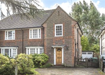 Thumbnail 3 bed semi-detached house for sale in Evelyn Drive, Pinner, Middlesex