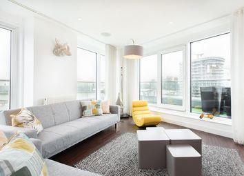Thumbnail 3 bedroom flat for sale in 22 Western Gateway, London