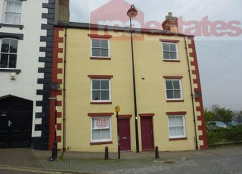 Thumbnail 5 bed terraced house to rent in High Bondgate, Bishop Auckland