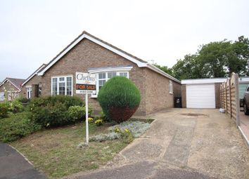 Thumbnail 3 bed detached bungalow for sale in Glebe Way, Haddenham, Ely