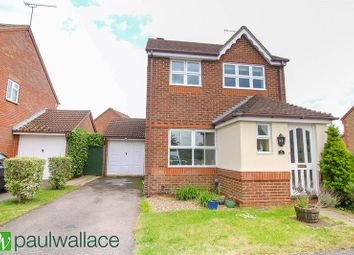 Thumbnail 3 bed detached house for sale in Waltham Gate, Thomas Rochford Way, Cheshunt, Waltham Cross