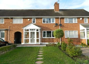 Thumbnail 2 bed terraced house for sale in Brownfield Road, Shard End, Birmingham