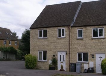 Thumbnail 3 bed terraced house to rent in Aldsworth Court, Witney