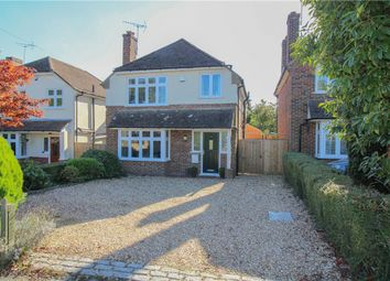 Thumbnail 4 bedroom detached house for sale in South Avenue, Farnham, Surrey