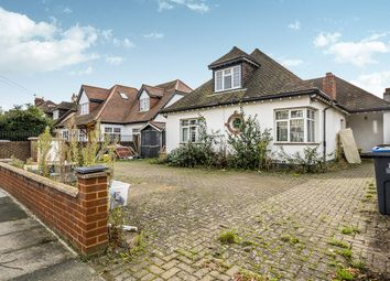 Thumbnail 4 bed bungalow for sale in Thetford Road, New Malden