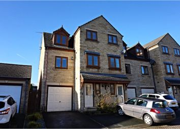 Thumbnail 4 bed town house for sale in The Coppice, Cleckheaton