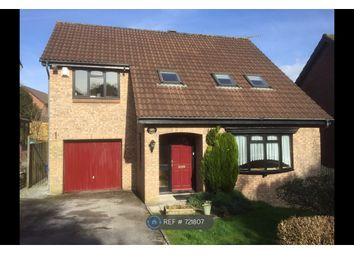 Thumbnail 4 bed detached house to rent in Raphael Avenue, Bridgend