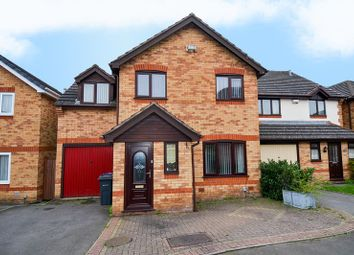 Thumbnail 4 bed detached house for sale in Bishops Gate, Northfield, Birmingham