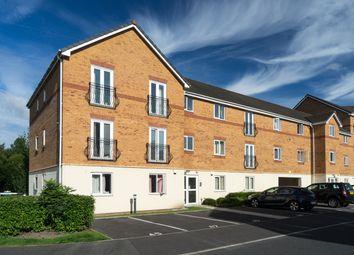 Thumbnail 3 bed flat for sale in Moorside, Kings Wharf, Warrington