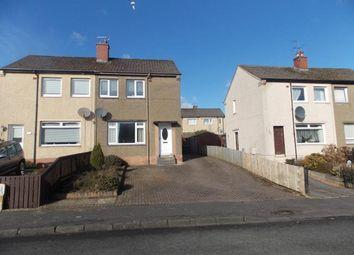 Thumbnail 2 bed semi-detached house for sale in 23 Falside Terrace, Bathgate, Bathgate
