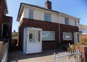Thumbnail 2 bed semi-detached house to rent in Caton Grove, Blackpool