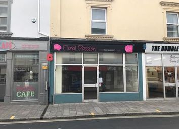 Thumbnail Retail premises to let in 48 Queen Street, Newton Abbot, Devon