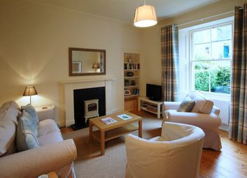 Thumbnail 1 bed flat to rent in Balmoral Place, Edinburgh