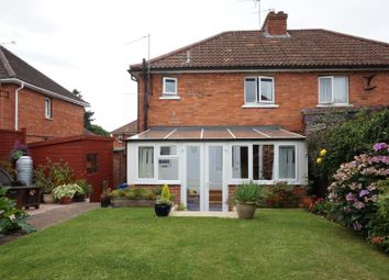 Thumbnail 3 bed semi-detached house for sale in Lyngford Square, Taunton