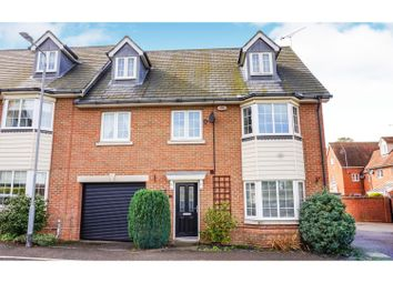 Thumbnail 5 bed semi-detached house for sale in Purcell Road, Witham