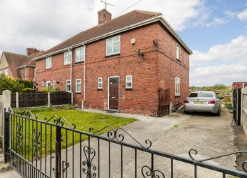 Thumbnail 4 bed semi-detached house for sale in Holmsley Avenue, Pontefract