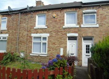 Thumbnail 2 bedroom terraced house to rent in Beatrice Street, Ashington