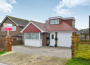 Thumbnail 5 bed bungalow for sale in Falmer Avenue, Saltdean, Brighton