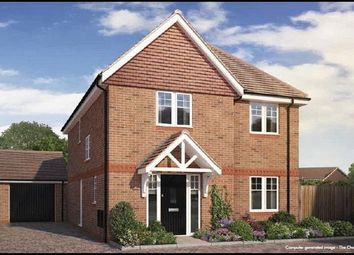 Thumbnail 3 bed detached house for sale in Farncombe Close, Wivelsfield Green, Haywards Heath