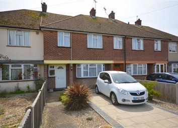 Thumbnail 3 bed terraced house for sale in Hugin Avenue, Broadstairs, Kent