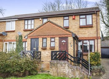 Thumbnail 3 bed terraced house for sale in Millbrook Close, Maidstone